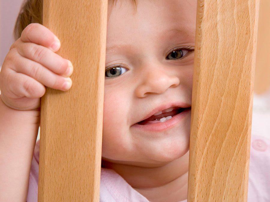 زبان بدن کودک: کوبیدن سر