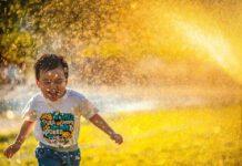 پرورش کودک شاد