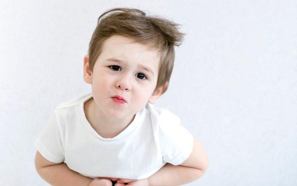 دل درد کودکان