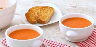 سوپ گوجه