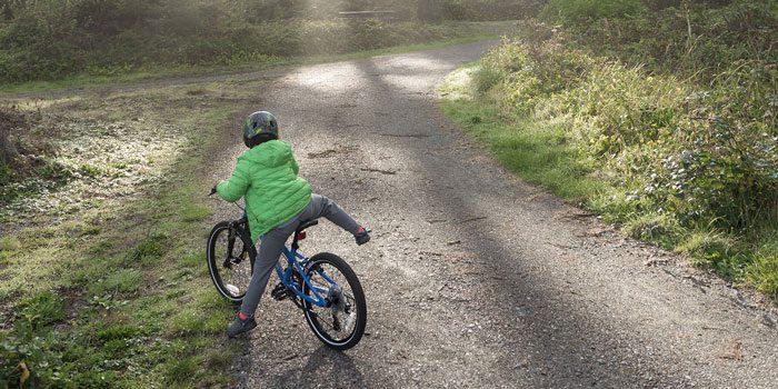 آموزش دوچرخه سواری به کودک
