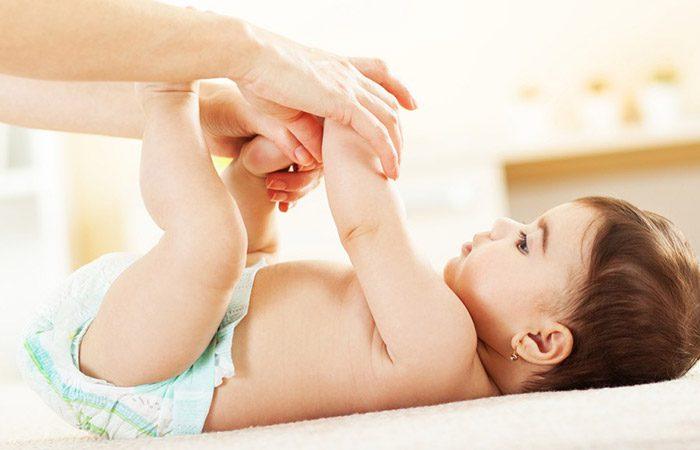دل درد کودک