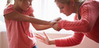 تنبیه بدنی کودکان