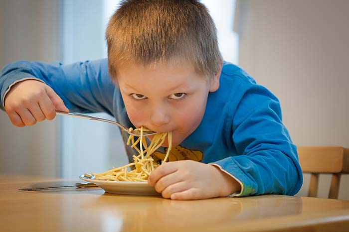 برقراری ارتباط سالم با غذا