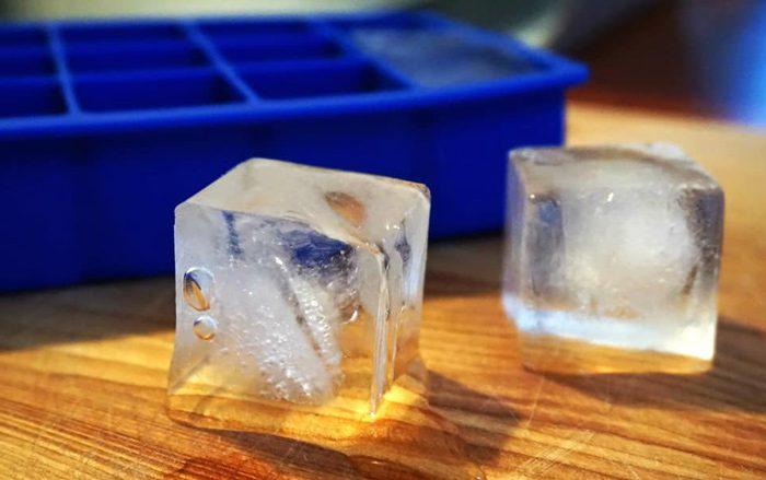 قالب یخ برای غذای کودک