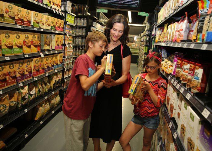 برچسبهای موادغذایی کودکان