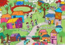 معنا و مفهوم نقاشی کودک