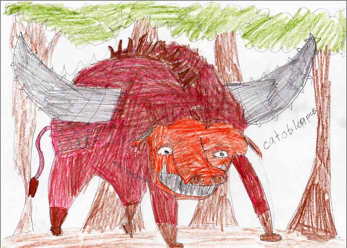 مفهوم نقاشی های معمول کودکان