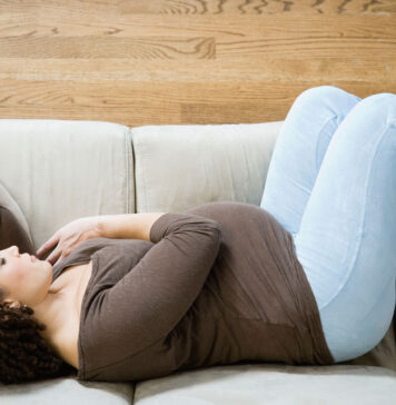 نوسانات خلقی بارداری