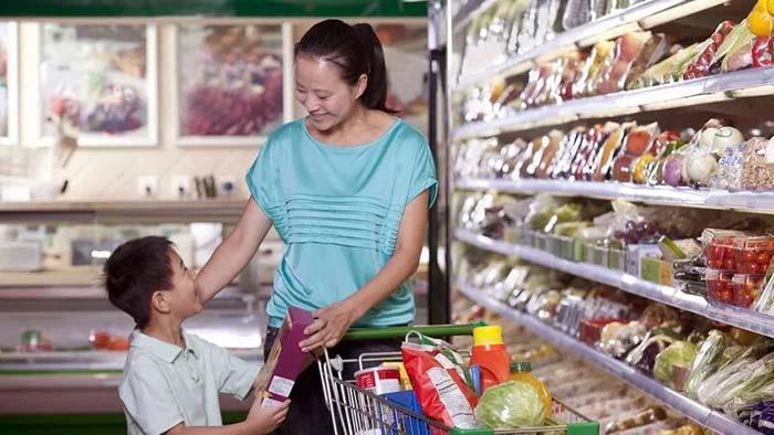 خرید مسواک با کودک