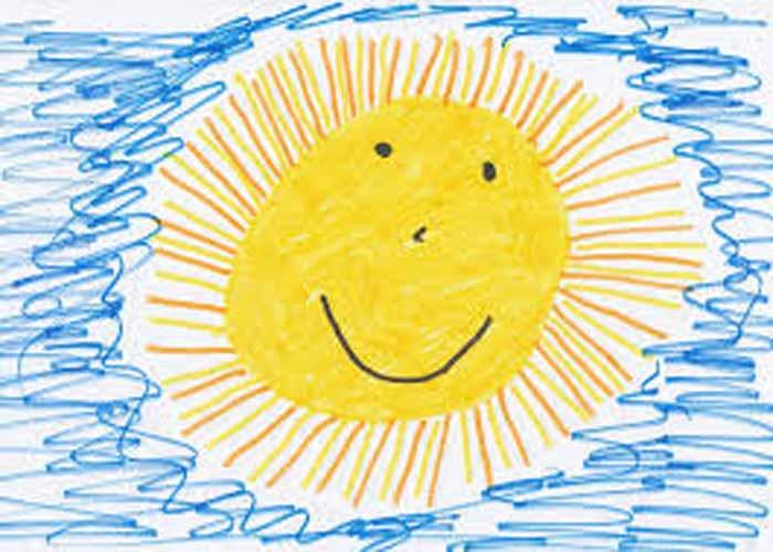 معنی نقاشی کودک