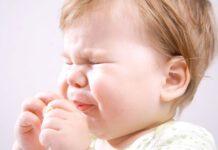 گلو درد در کودکان