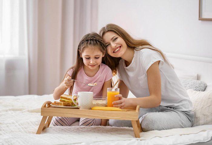 راههای تنها خواباندن کودک