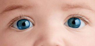 پیشبینی رنگ چشم نوزاد با رنگ چشمان والدین