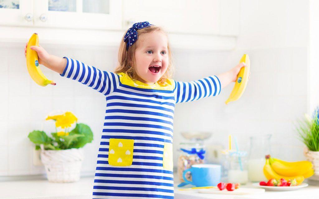 حساسیت به موز در کودک ؛ علت، علائم و درمان