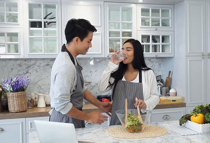 آشپزی همسر در بارداری