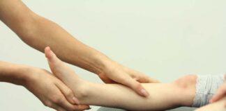 درد پای کودکان