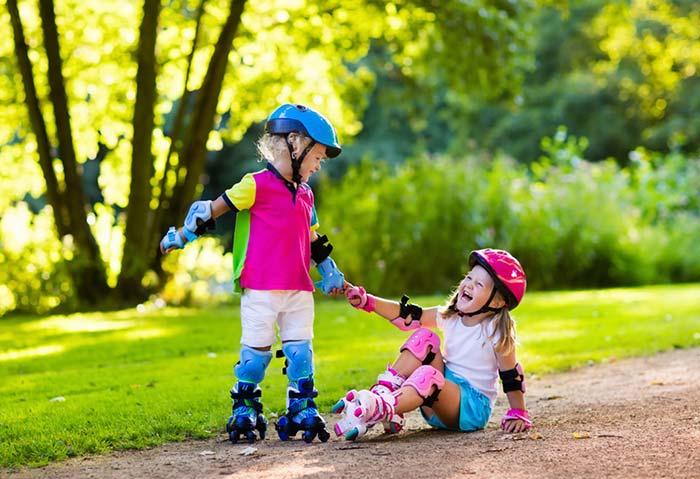 عادت های مثبت کودکان