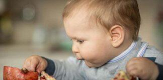 انار برای کودک