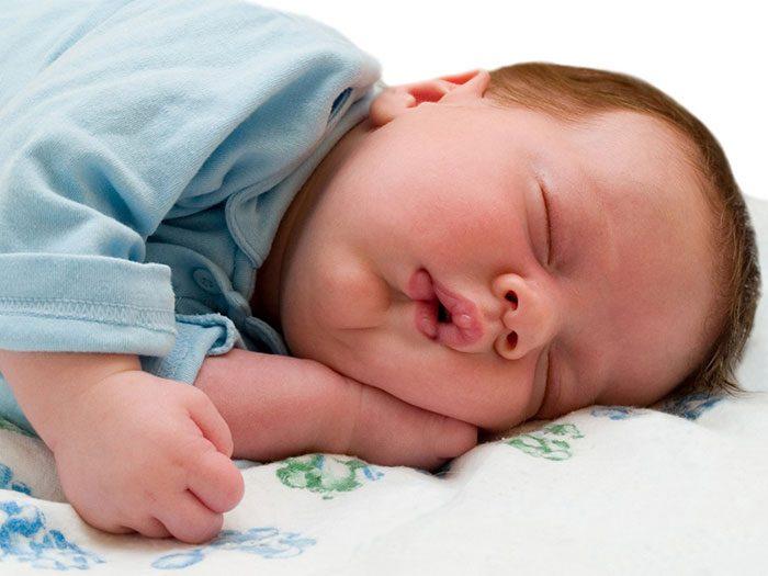 بخش نرم جمجه کودک