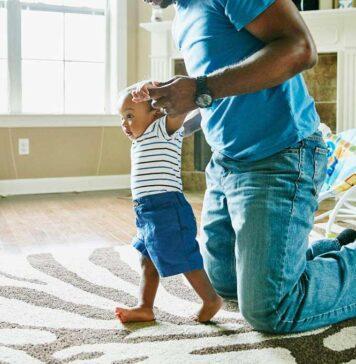 تمرینات ورزشی مخصوص نوزادان و کودکان
