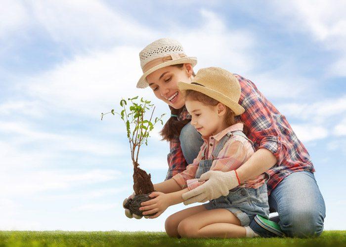 آموزش حفاظت از محیط زیست به کودکان