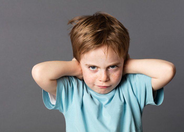 تایید احساسات کودک