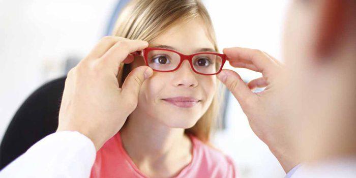 مشکلات بینایی در کودک