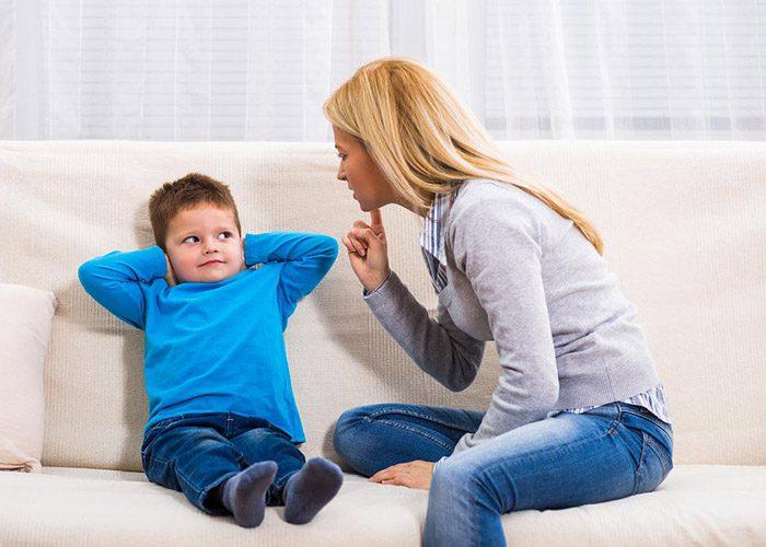 برخورد با کودک منفی نگر