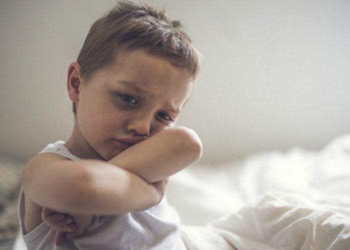 افکار منفی در کودکان