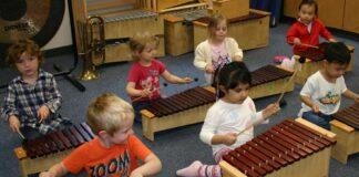 آموزش موسیقی به کودک