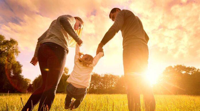 ۱۰ روش برای موفقیت در فرزند پروری