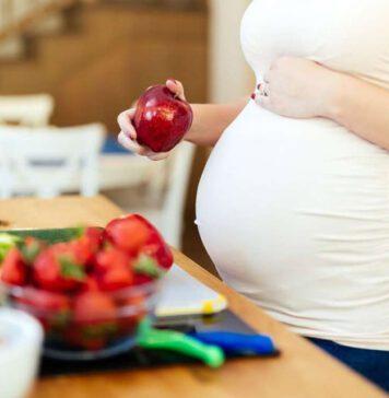 مصرف مواد معدنی در بارداری