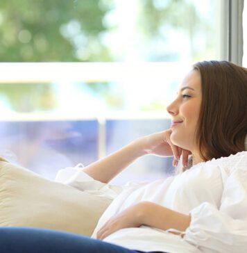 نوسان نشانه های بارداری