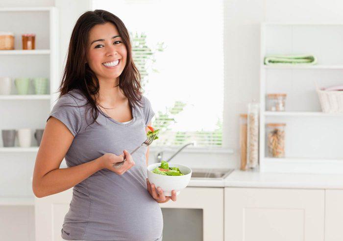اهمیت مصرف پتاسیم در بارداری