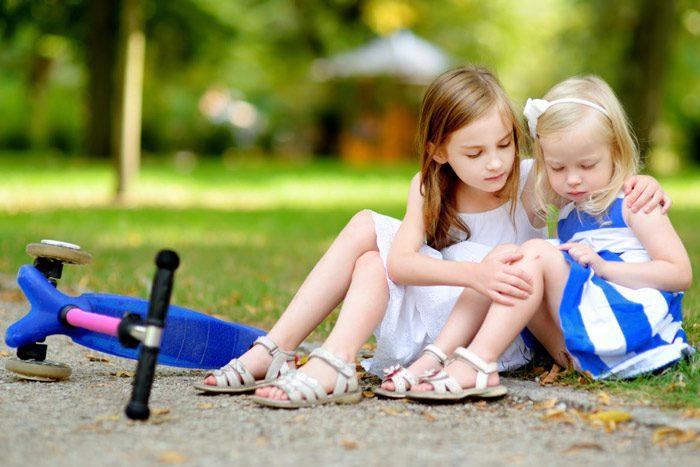 رشد همدلی در کودکان