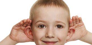 حرف شنوی کودک