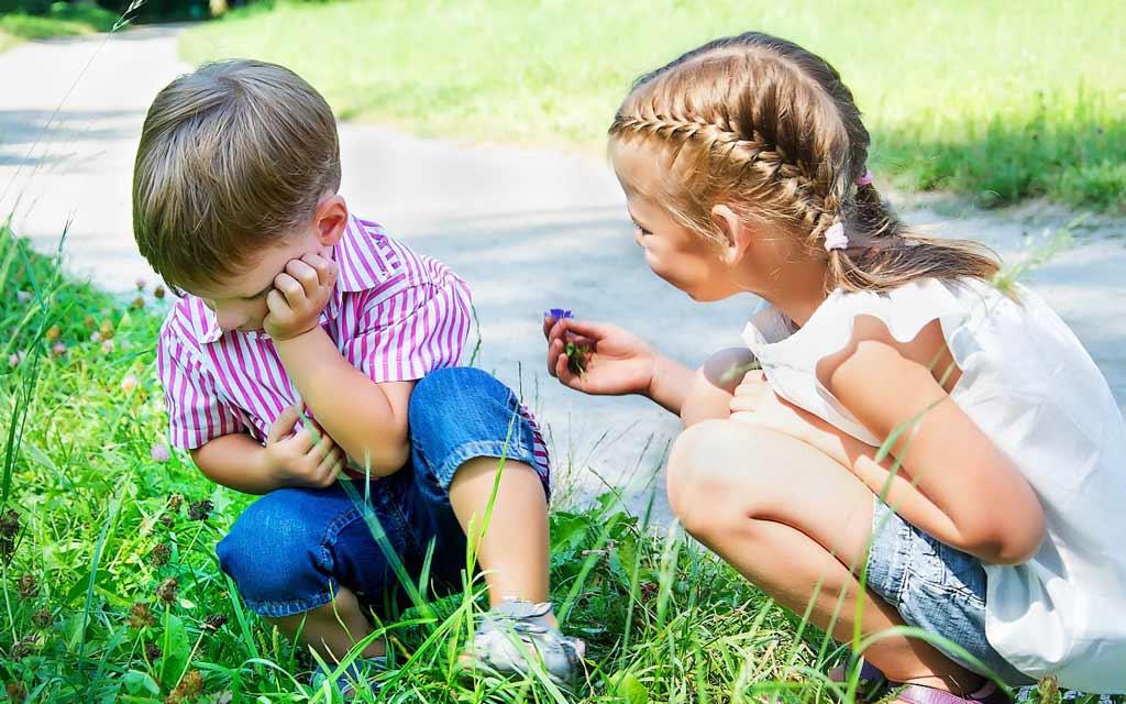 آموزش همدلی به کودک