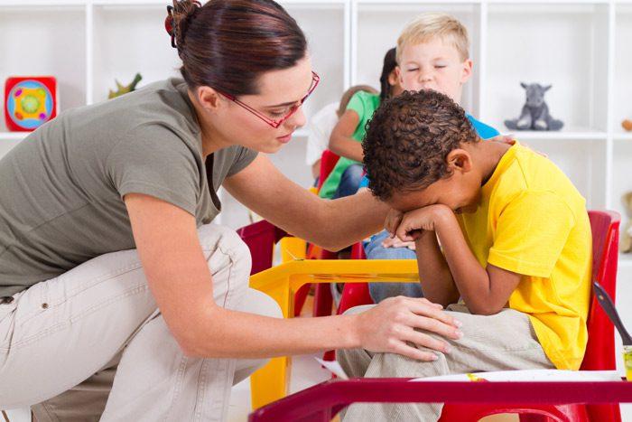 روش های آموزش نظم به کودک