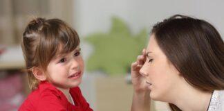 حرف گوش نکردن کودک
