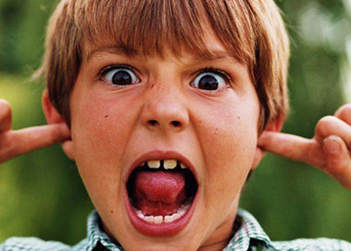 علت حرف گوش ندادن کودک