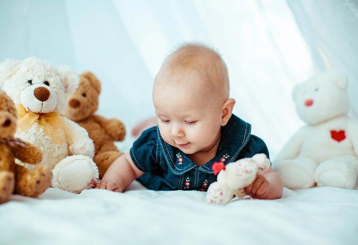 هفته سوم رشد کودک