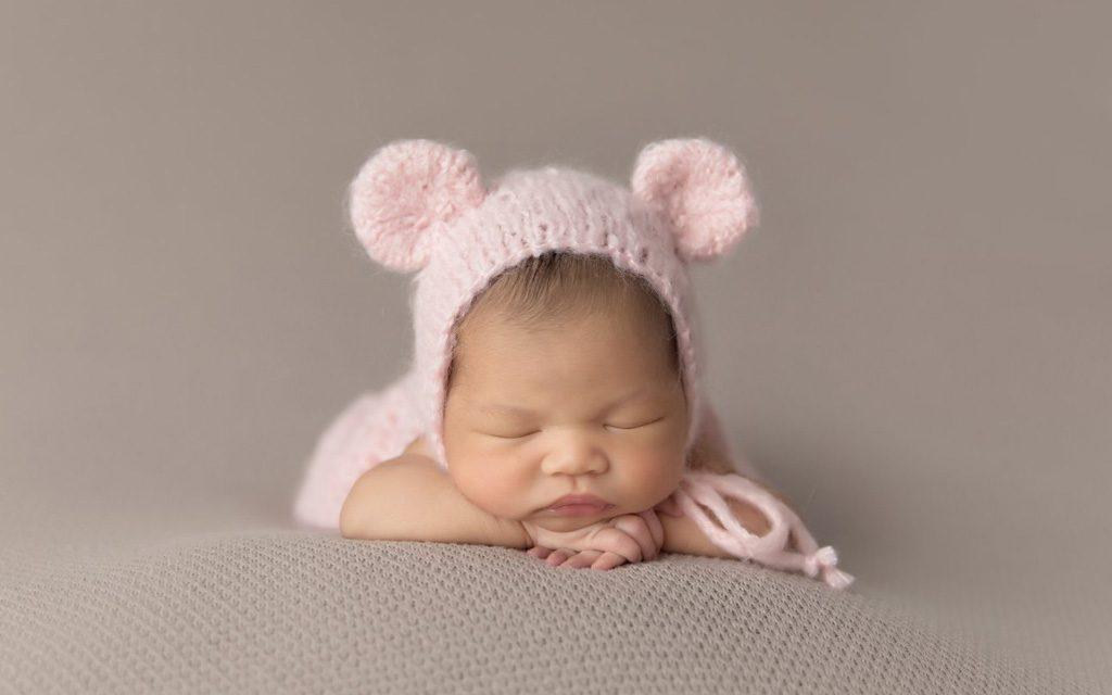 زندگی با نوزاد چهار هفته ای
