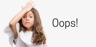 چرا باید اجازه دهید کودکتان اشتباه کند؟