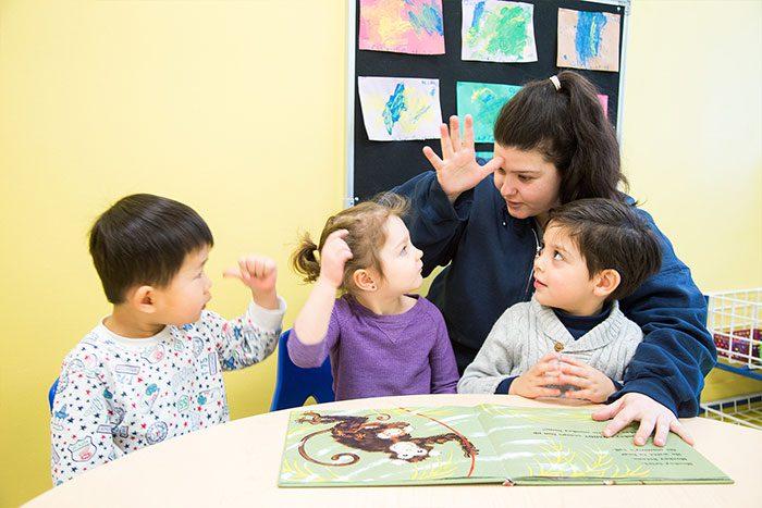 سرگرم کردن کودکان ۲ ساله