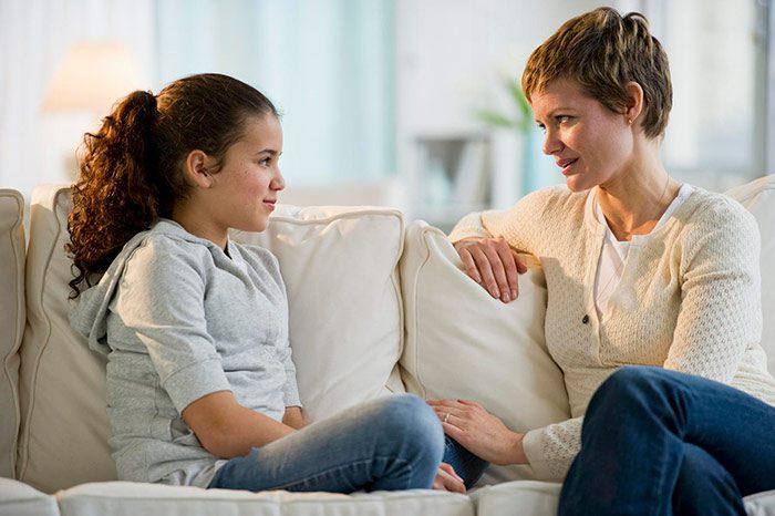 به فرزند خود توضیح دهید