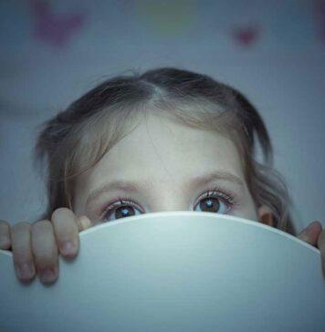 ترس از تنها خوابیدن کودکان