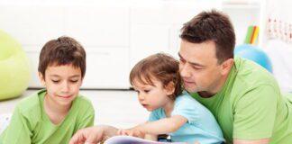مزیت کتاب خواندن با کودک