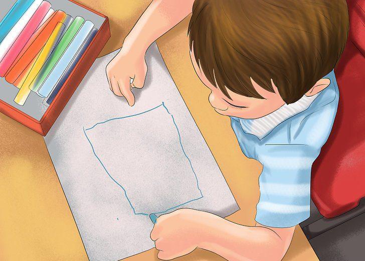 آموزش نقاشی کردن به کودک