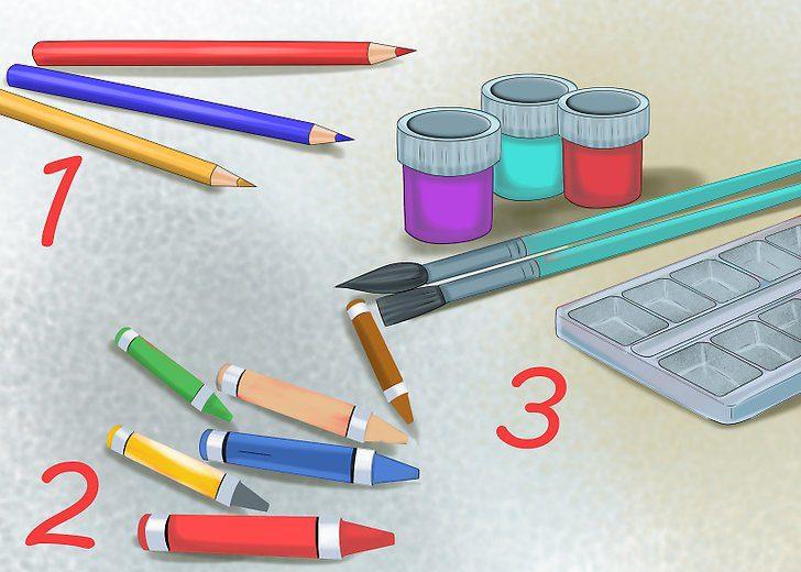 ابزار نقاشی کردن